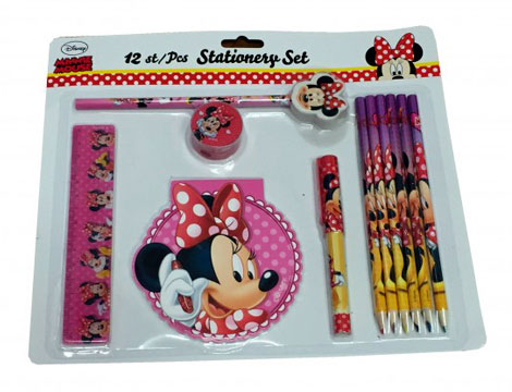 Set cancelleria scuola Disney_N