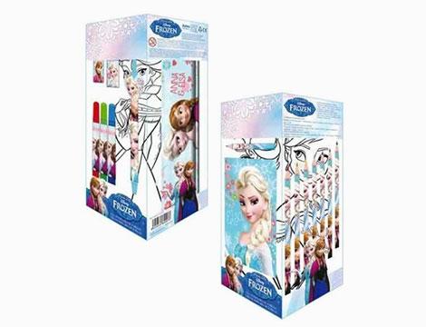 Set da disegno Frozen 25 pezzi_N