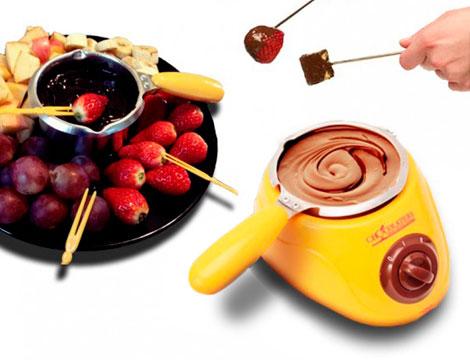 Set per cioccolata e fonduta_N