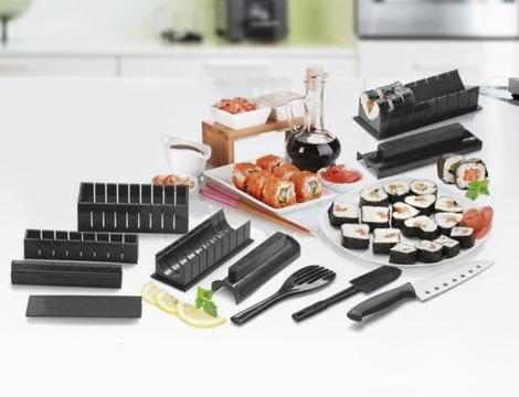Set per preparare il sushi