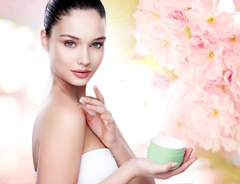 Skincare prodotti naturali