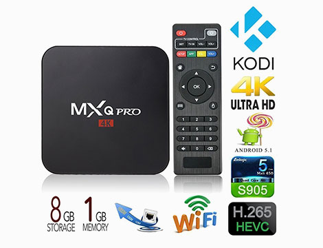 Smart TV Box Quad Core_N