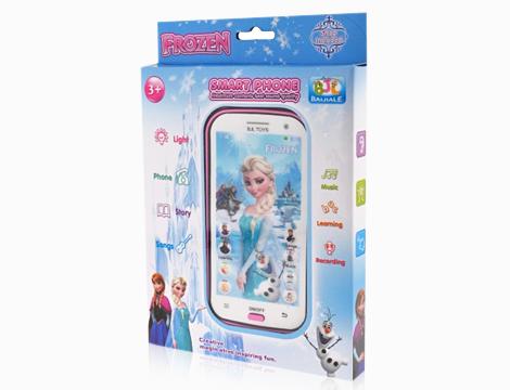 Smartphone giocattolo Frozen