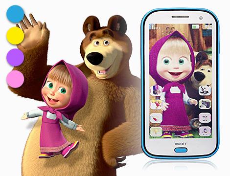 offerta shopping smartphone giocattolo masha e orso On masha giocattolo