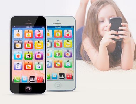 offerta shopping smartphone giocattolo per bambini. Black Bedroom Furniture Sets. Home Design Ideas