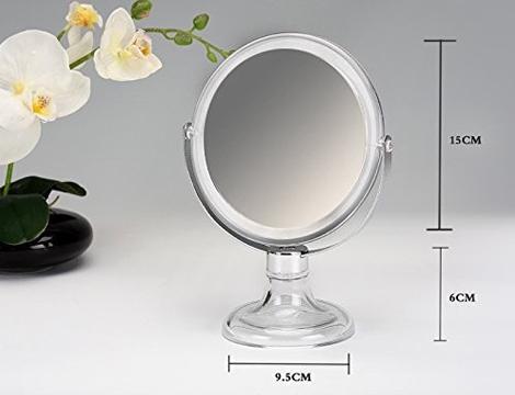specchio da tavolo per make  specchio da tavolo per make