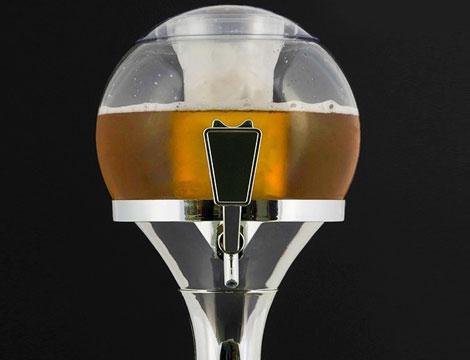 spillatore birra a forma di palla_N