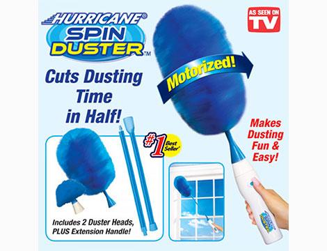 Spolverino elettrico Spin Duster