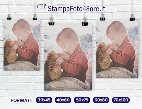 Stampa poster fotografici online