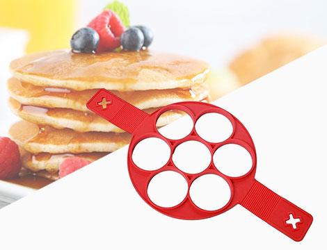 Stampo per Pancake_N