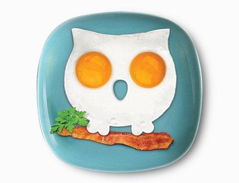Stampo uova in silicone funny