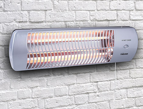 Stufa elettrica al quarzo Tristar KA-5010