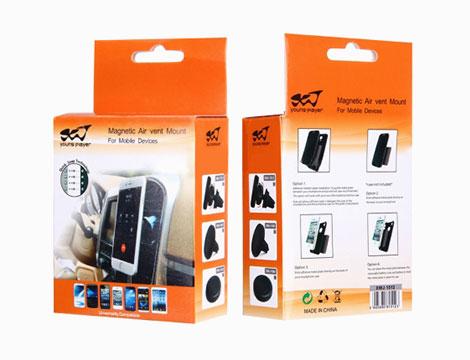 Supporto Smartphone Magnetico Auto_N