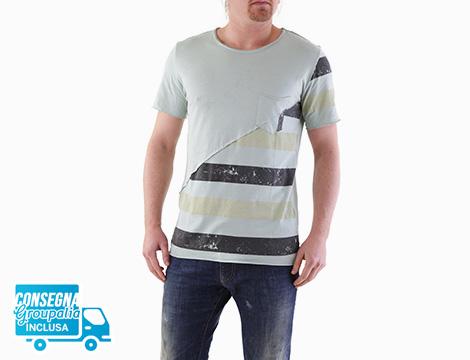 T shirt Absolut Joy davanti