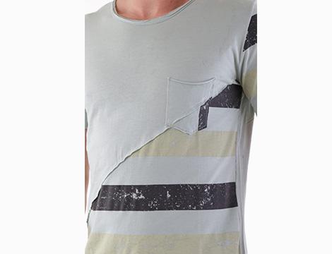 T shirt Absolut Joy dettaglio