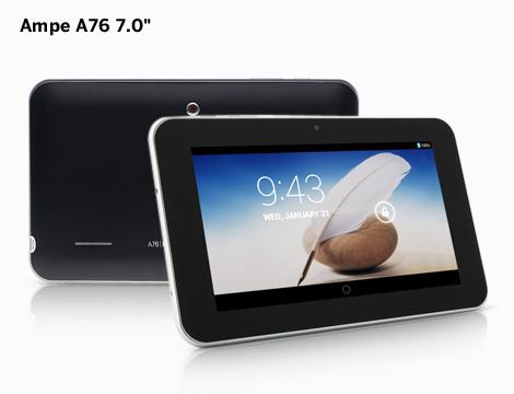 Tablet in vari modelli