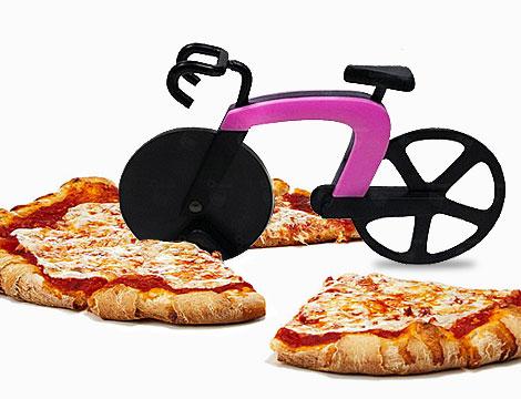 Tagliapizza a forma di bicicletta_N