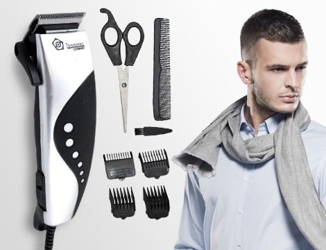 Taglia capelli elettrico con accessori