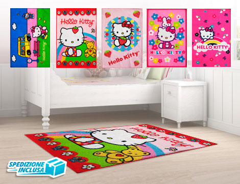 Tappeto Hello Kitty_N