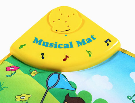 Tappeto musicale Baby Farm_N