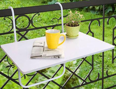 Offerta shopping tavolino da balcone groupalia for Tavolino per balcone
