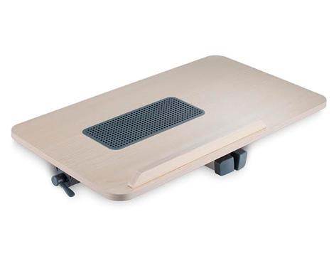 Offerta shopping tavolino porta pc in legno con ventole - Tavolino porta pc portatile ...