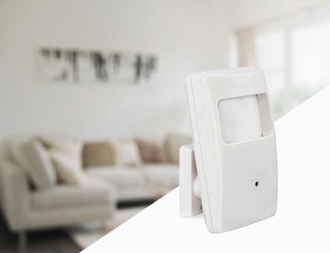 Telecamera HD con sensore di movimento_N