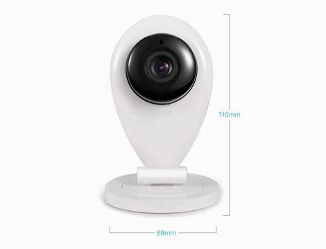 Telecamera di sicurezza wireless_N