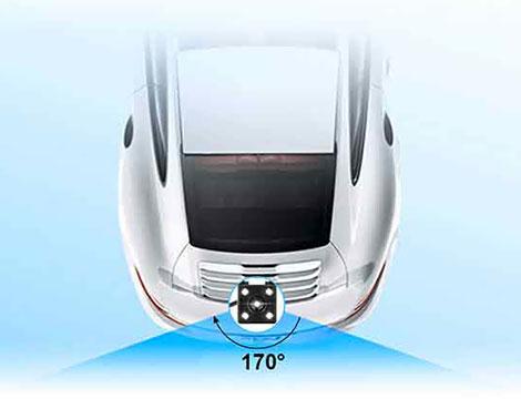 Telecamera posteriore per parcheggio_N