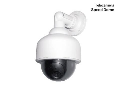 Telecamere dissuasive di sorveglianza