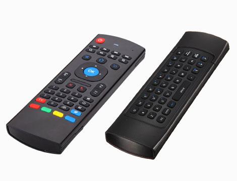Telecomando con tastiera multifunzione wireless_N
