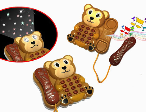 Telefono orso per bimbi_N