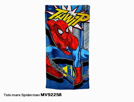 Teli Mare Avengers e Spiderman_N