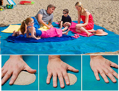 Telo elimina sabbia_N