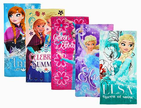 Telo mare Disney Frozen