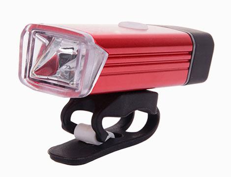 Torcia LED bici Usb_N