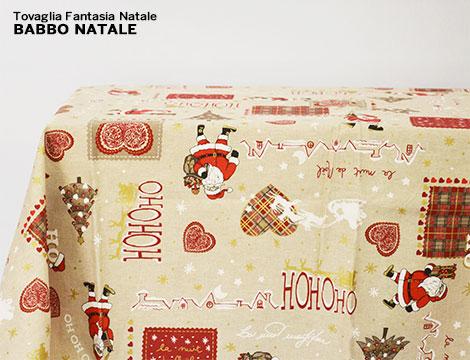 Tovaglie fantasia Natale_N