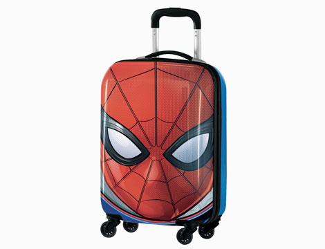 Trolley in ABS di Spiderman