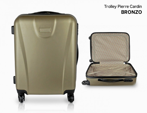 Trolley rigido Pierre Cardin
