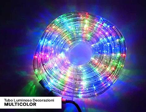 Tubo Luminoso Decorazioni_N