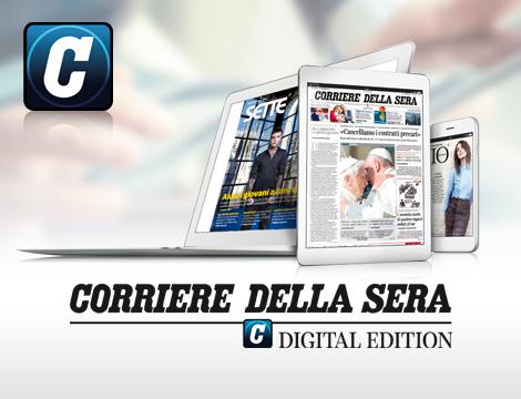 Offerta shopping ultimo giorno abbonamento corriere della for Corriere della sera arredamento