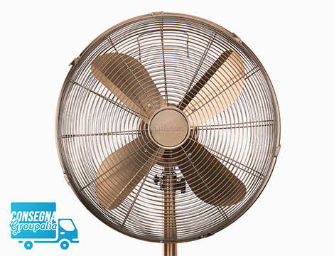 Ventilatore a piantana retrò AC-5531_N