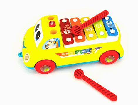 Xilofono Camioncino Bambini_N