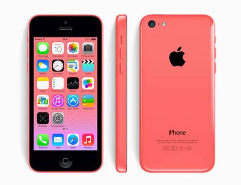 iPhone 5C 8GB rigenerato_N