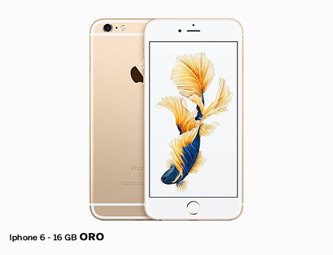 iPhone 6 da 16 GB rigenerato_N