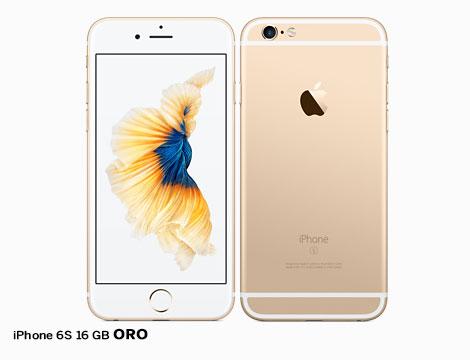 iPhone 6S 16GB ricondizionato