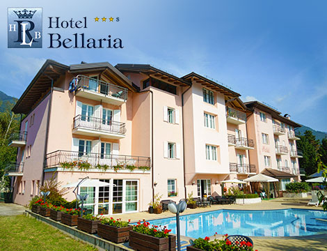 Hotel Bellaria a Levico Terme
