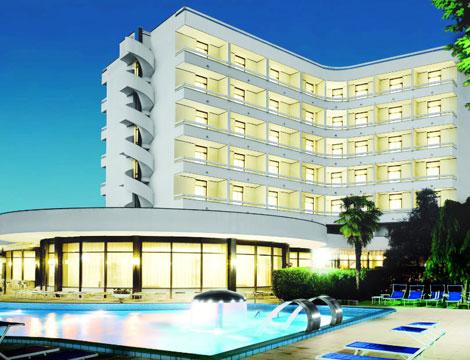 Hotel Commodore Terme Abano Terme