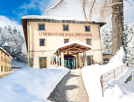 Abetone hotel sulle piste da sci