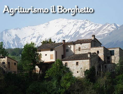 Agriturismo il Borghetto Montefortino